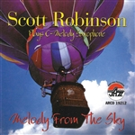 Robinson, Scott - Melody from the Sky CD Cover Art