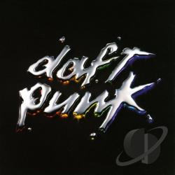 Daft Punk - Discovery CD Cover Art