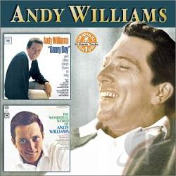 Williams, Andy - Danny Boy and Other Songs I Love to Sing/The Wonderful World of Andy Williams CD Cover Art