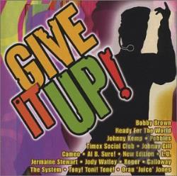 Give It Up! CD Cover Art