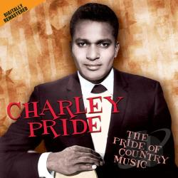 Pride, Charley - Pride of Country Music CD Cover Art