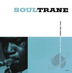 Coltrane, John - Soultrane CD Cover Art