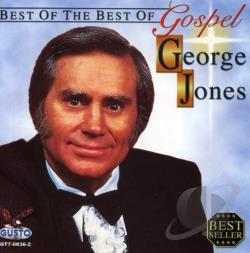 Jones, George - Best of the Best of Gospel CD Cover Art