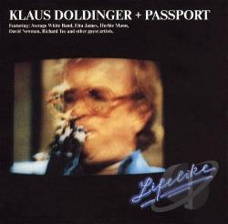 Passport - Lifelike CD Cover Art