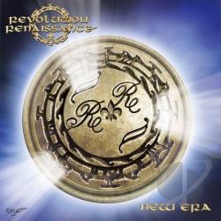Revolution Renaissance - New Era CD Cover Art