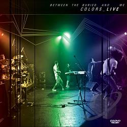 Between The Buried And Me - Colors Live CD Cover Art