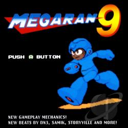 Random - Mega Ran 9 CD Cover Art
