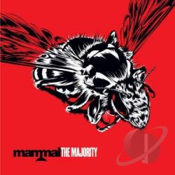 Mammal - Majority CD Cover Art