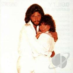 Streisand, Barbra - Guilty CD Cover Art