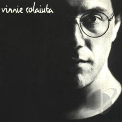 Colaiuta, Vinnie - Vinnie Colaiuta CD Cover Art