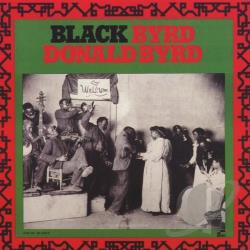 Byrd, Donald - Black Byrd CD Cover Art