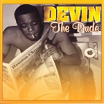 Devin The Dude - Devin the Dude CD Cover Art