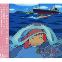 Hisaishi, Joe - Gake No Ue No Ponyo Soundtrack CD Cover Art