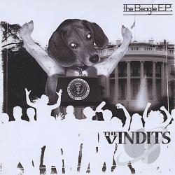 Vindits - Beagle EP CD Cover Art