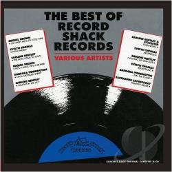 Best Of Record Shack CD Cover Art