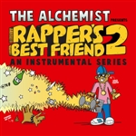 Alchemist - Rapper's Best Friend, Vol. 2: An Instrumental Series CD Cover Art