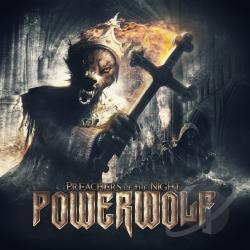 Powerwolf - Preachers of the Night CD Cover Art