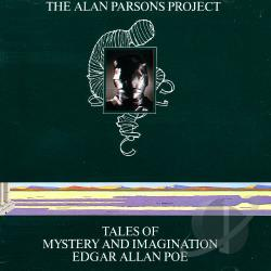 Alan Parsons Project - Tales of Mystery and Imagination: Edgar Allan Poe CD Cover Art