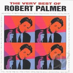Palmer, Robert - Very Best of Robert Palmer CD Cover Art