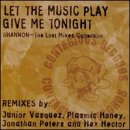 Shannon - Let The Music Play Remixes CD Cover Art