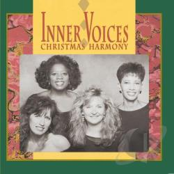 Inner Voices - Christmas Harmony CD Cover Art