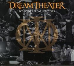 Dream Theater - Live Scenes From New York CD Cover Art