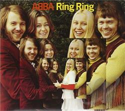ABBA - Ring Ring CD Cover Art