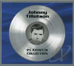 Tillotson, Johnny - Platinum Collection CD Cover Art
