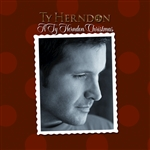 Herndon, Ty - Ty Herndon Christmas CD Cover Art