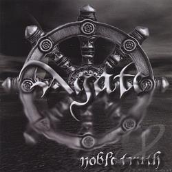 Agate - Noble Truth CD Cover Art