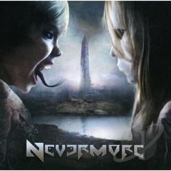 Nevermore - Obsidian Conspiracy CD Cover Art