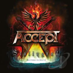 Accept - Stalingrad LP Cover Art