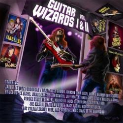 Guitar Wizards Book I - Guitar Wizards Book I CD Cover Art