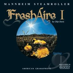 Mannheim Steamroller - Fresh Aire CD Cover Art