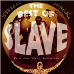 Slave - Stellar Fungk: The Best of Slave CD Cover Art