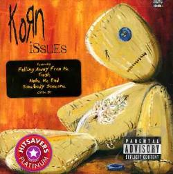Korn - Issues CD Cover Art