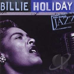 Holiday, Billie - Ken Burns Jazz CD Cover Art