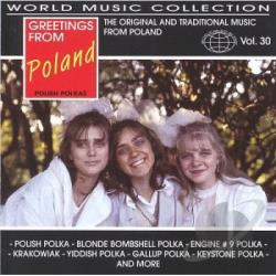 Greetings From Poland CD Cover Art
