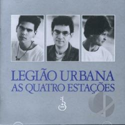 Legiao Urbana - As Quatro Estacoes CD Cover Art