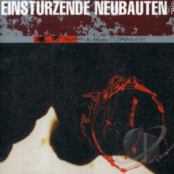 Einsturzende Neubauten - Drawings of Patient O.T. CD Cover Art