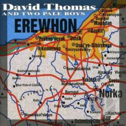 Thomas, David - Erewhon CD Cover Art