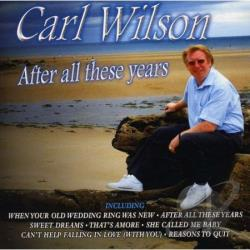 Wilson, Carl - After All These Years CD Cover Art
