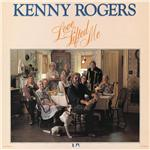 Rogers, Kenny - Love Lifted Me DB Cover Art