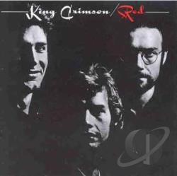 King Crimson - Red CD Cover Art