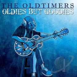 Oldtimers - Oldies But Goodies CD Cover Art