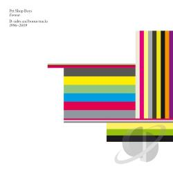 Pet Shop Boys - Format: B-Sides and Bonus Tracks 1996-2009 CD Cover Art