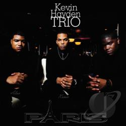 Kevin Hayden Trio - Paris CD Cover Art
