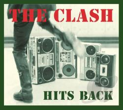 Clash - Hits Back CD Cover Art