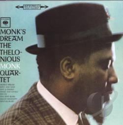 Monk, Thelonious / Monk, Thelonious Quartet - Monk's Dream CD Cover Art