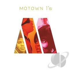 Motown Number 1's CD Cover Art